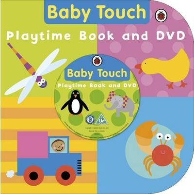 Baby Touch: Book and DVD