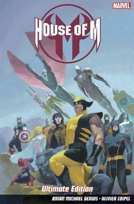 House Of M - Ultimate Edition