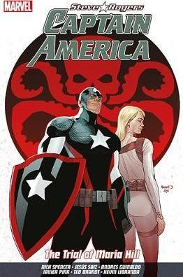 Captain America: Steve Rogers Vol. 2