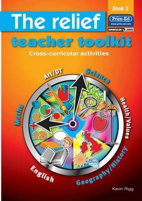The Relief Teacher Toolkit: Bk. 3 Cover Image