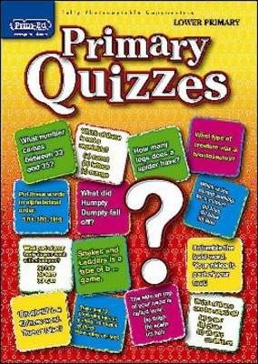 Primary Quizzes (Lower)