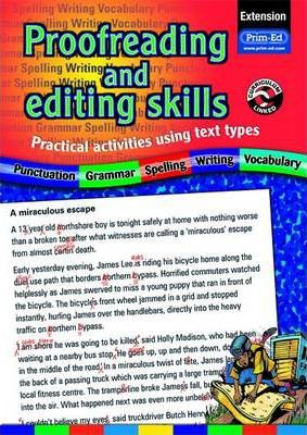 Proofreading and Editing Skills (Extension)