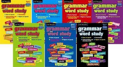 Primary Grammar and Word Study F