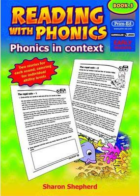 Reading with Phonics Upper