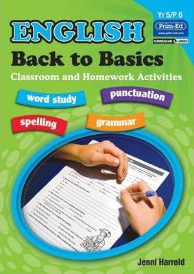 English Homework - Back to Basics E