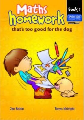 Maths Homework That's Too Good for the Dog 1