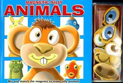 Magnetic Silly Animals Cover Image