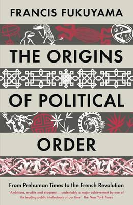 The Origins of Political Order Cover Image