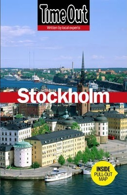 Time Out Stockholm City Guide Cover Image