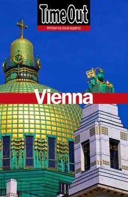Time Out Vienna City Guide Cover Image