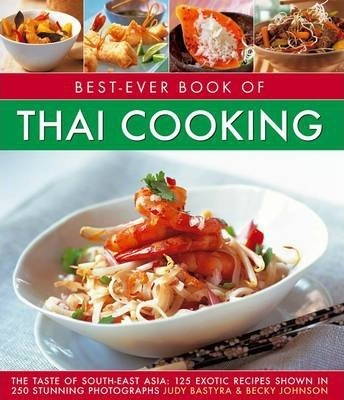 Best ever book of thai cooking judy bastyra 9781846813054 best ever book of thai cooking forumfinder Choice Image