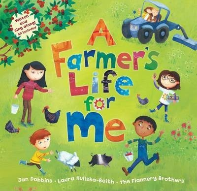 A Farmer's Life for Me Cover Image
