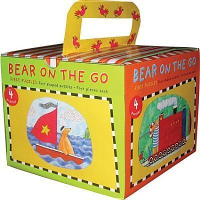Bear on the Go: First Puzzle