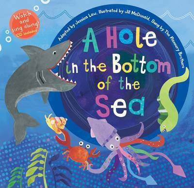A Hole in the Bottom of the Sea Cover Image