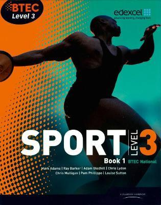 BTEC Level 3 National Sport Book 1: Book 1