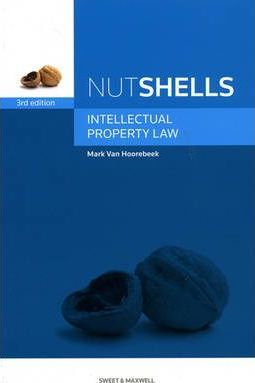Nutshells Intellectual Property Law Cover Image