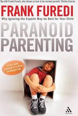 Paranoid Parenting Cover Image