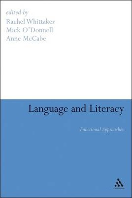 Language and Literacy  Functional Approaches