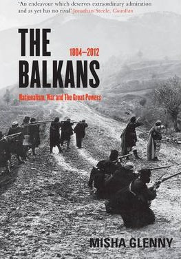 The Balkans, 1804-2012 Cover Image