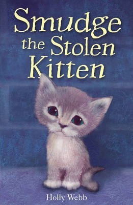 Smudge the Stolen Kitten Cover Image