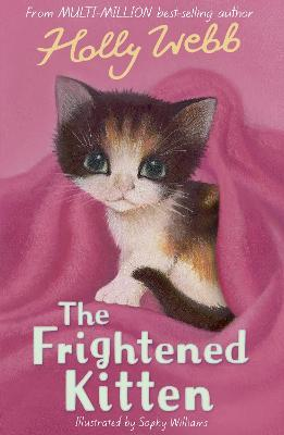 The Frightened Kitten Cover Image