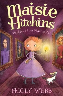 The Case of the Phantom Cat Cover Image