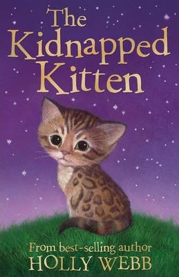 The Kidnapped Kitten Cover Image