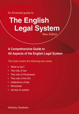 The English Legal System: An Emerald Guide