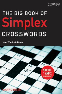 The Big Book of Simplex Crosswords from The Irish Times Cover Image