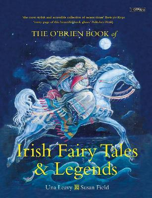 The O'Brien Book of Irish Fairy Tales and Legends Cover Image