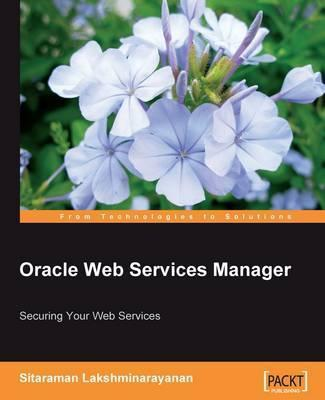 Oracle Web Services Manager