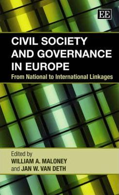 Civil Society and Governance in Europe  From National to International Linkages