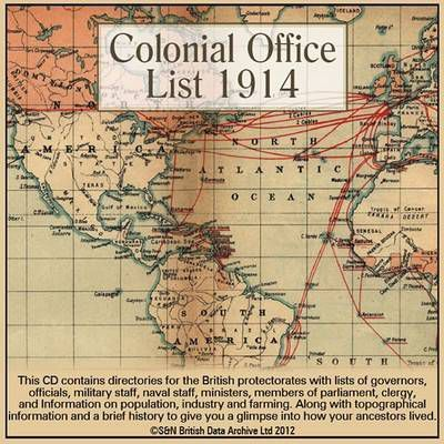 Colonial Office List 1914