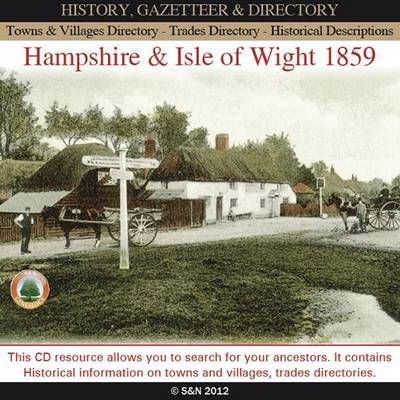 Hampshire & Isle of Wight 1859 History, Gazetteer & Directory