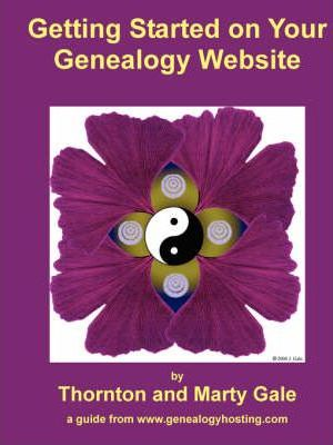 Getting Started on Your Genealogy Website