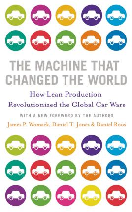 The Machine That Changed the World Cover Image