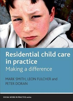 Residential Child Care in Practice Cover Image