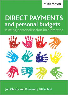 Direct payments and personal budgets