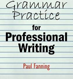 Grammar Practice for Professional Writing