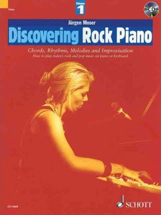 Discovering Rock Piano