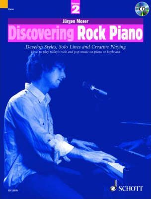 Discovering Rock Piano: How to Play Today's Rock and Pop Music on Piano or Keyboard Pt. 2