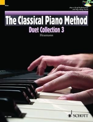 The Classical Piano Method Duet Collection 3