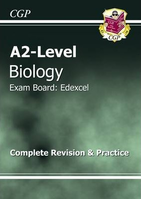 A2-Level Biology Edexcel Complete Revision & Practice Cover Image