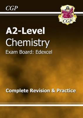 A2-Level Chemistry Edexcel Complete Revision & Practice Cover Image