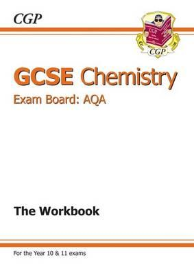 GCSE Chemistry AQA Workbook (A*-G Course) Cover Image