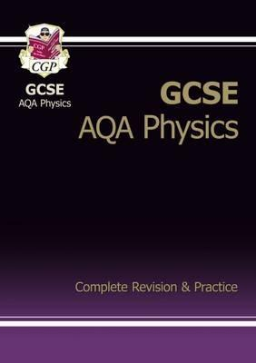 GCSE Physics AQA Complete Revision & Practice (A*-G Course) Cover Image