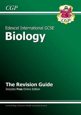 Edexcel International GCSE Biology Revision Guide with Online Edition (A*-G Course) Cover Image