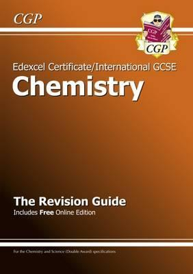 Edexcel International GCSE Chemistry Revision Guide with Online Edition (A*-G Course)