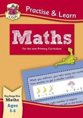 New Practise & Learn: Maths for Ages 5-6