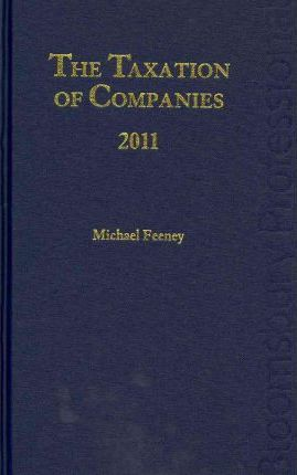 The Taxation of Companies 2011 2011